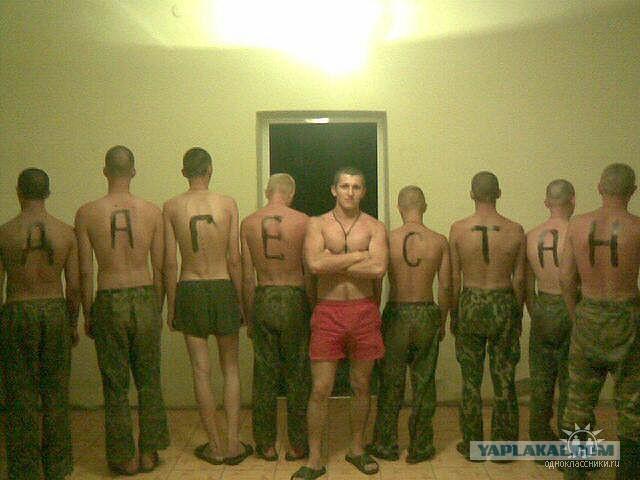 Чмор в армии