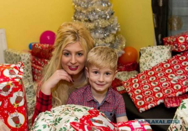 20-летняя мама снялась в порно ради подарка сыну