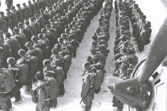 К началу 1941 года на базе имевшихся воздушно-десантных бригад были развёрнуты воздушно-десантные корпуса