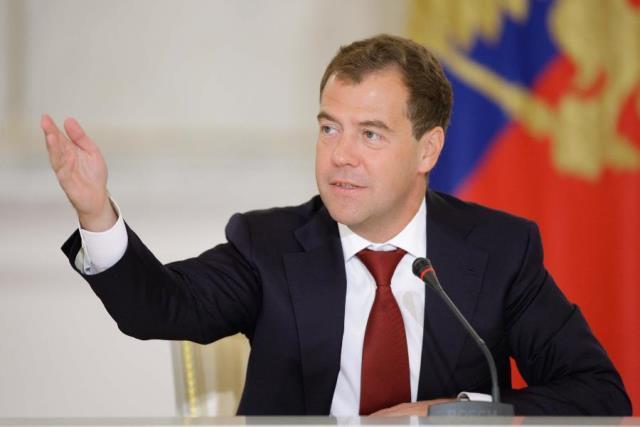 На Медведева подали в суд