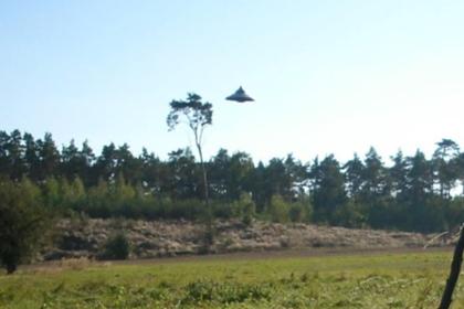 В Польше сфотографировали НЛО в высоком качестве