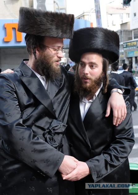 Как трахаются иудеи