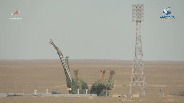 Во время старта ракеты «Союз» произошла авария носителя