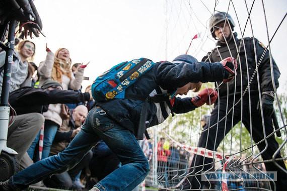 Кремль раскритиковал протестующих против храма в Екатеринбурге