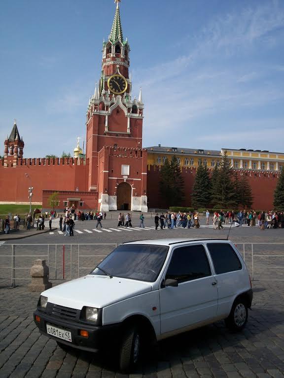 Дневник московского гастарбайтера