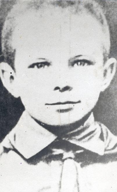 Юрий Гагарин до полёта в космос