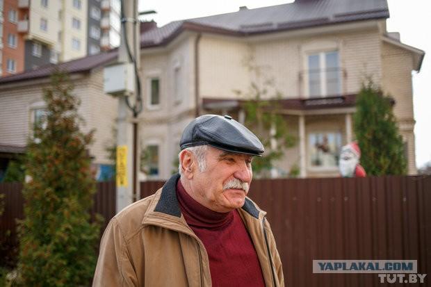 Хозяин, который отстоял частный дом: Живу среди новостроек и жалею тех, кто в них поселился.