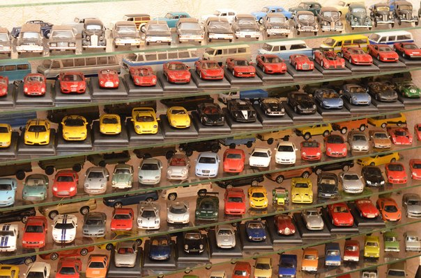 Heavens: сайты масштабных моделей авто 1/43