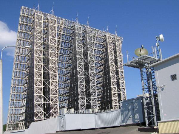 Гигантский радар прикроет Россию с севера