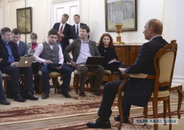 Украинские моряки обвинили Путина в откровенной