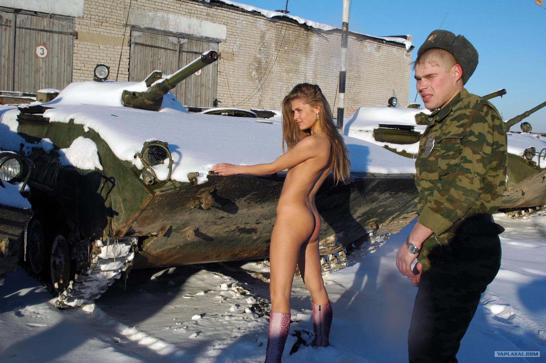 Частный секс в армии 12 фотография