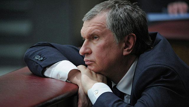 Сечин стал самым дорогим российским топ-менеджером по версии Forbes