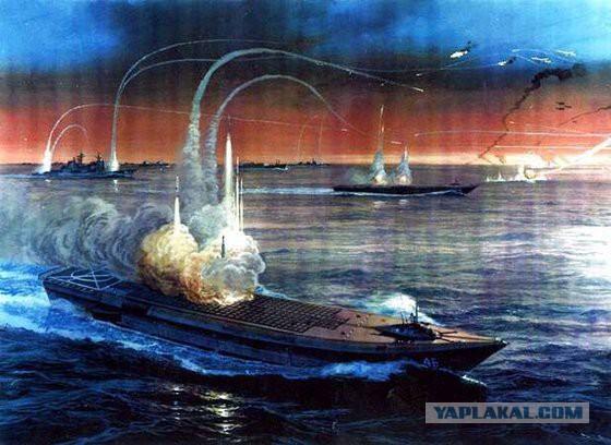 """Россия возьмет """"на мушку"""" ракетный эсминец США"""