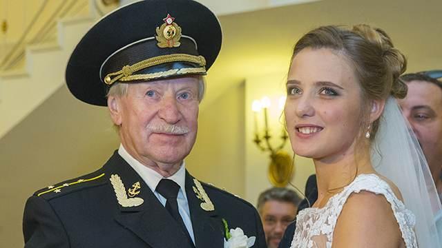 87-летний Иван Краско раскрыл тайну брака с молодой женой: никогда не было секса
