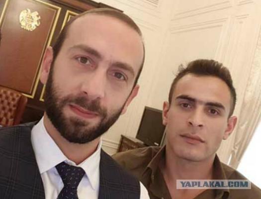 Люди Сороса из команды Пашиняна выдавливают военную базу России из Армении