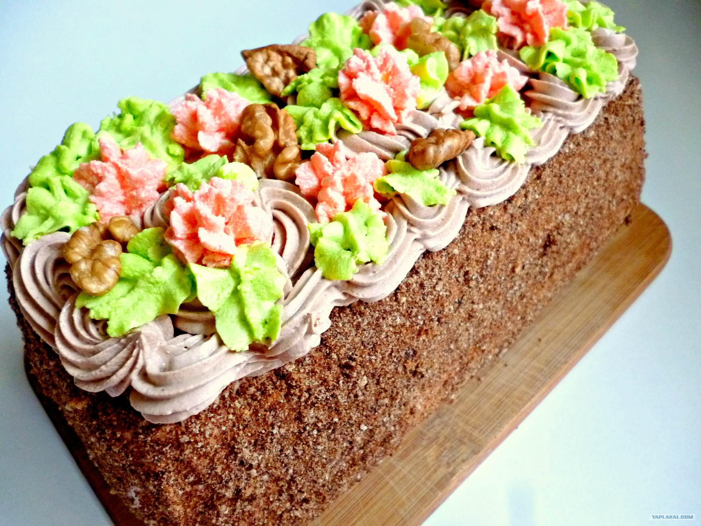 Торт сказка гост рецепт