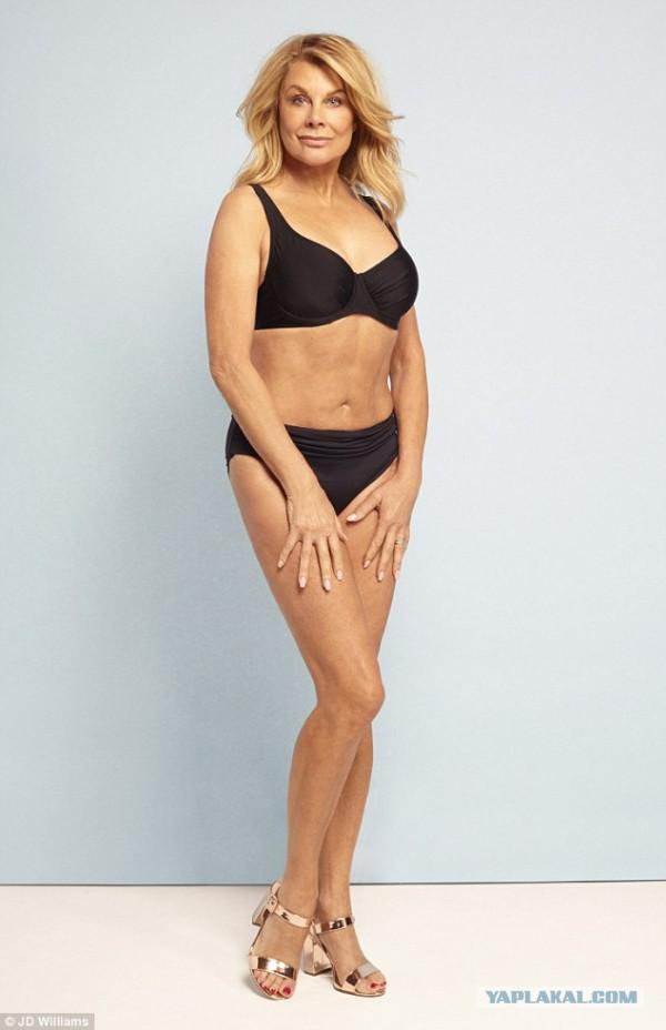 58-летняя Шэрон Стоун и пляжный волейбол - есть еще порох в пороховницах!