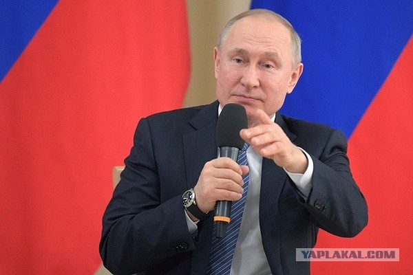 Путин выступил с предложением о сокращении добычи нефти