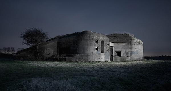 Военные бункеры времен Второй мировой