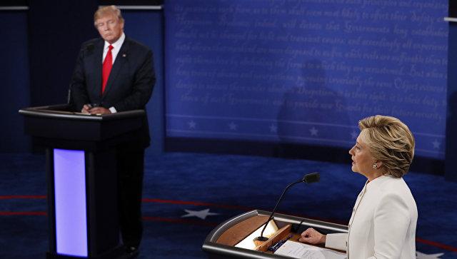 Washington Times заявила об убедительной победе Трампа в финальных дебатах