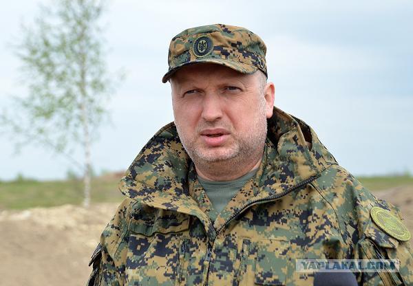 Турчинов: пора размещать ПРО на территории Украины