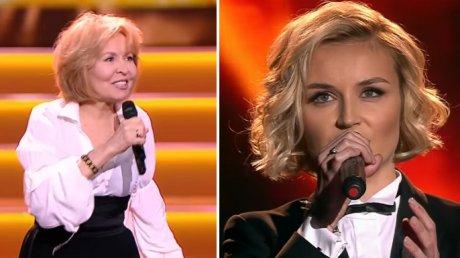 Из жизни аранжировщиков. Ольга Кормухина хочет засудить Полину Гагарину за песню Цоя.