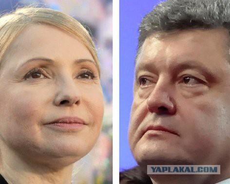 Порошенко готов арестовать Тимошенко после выборов