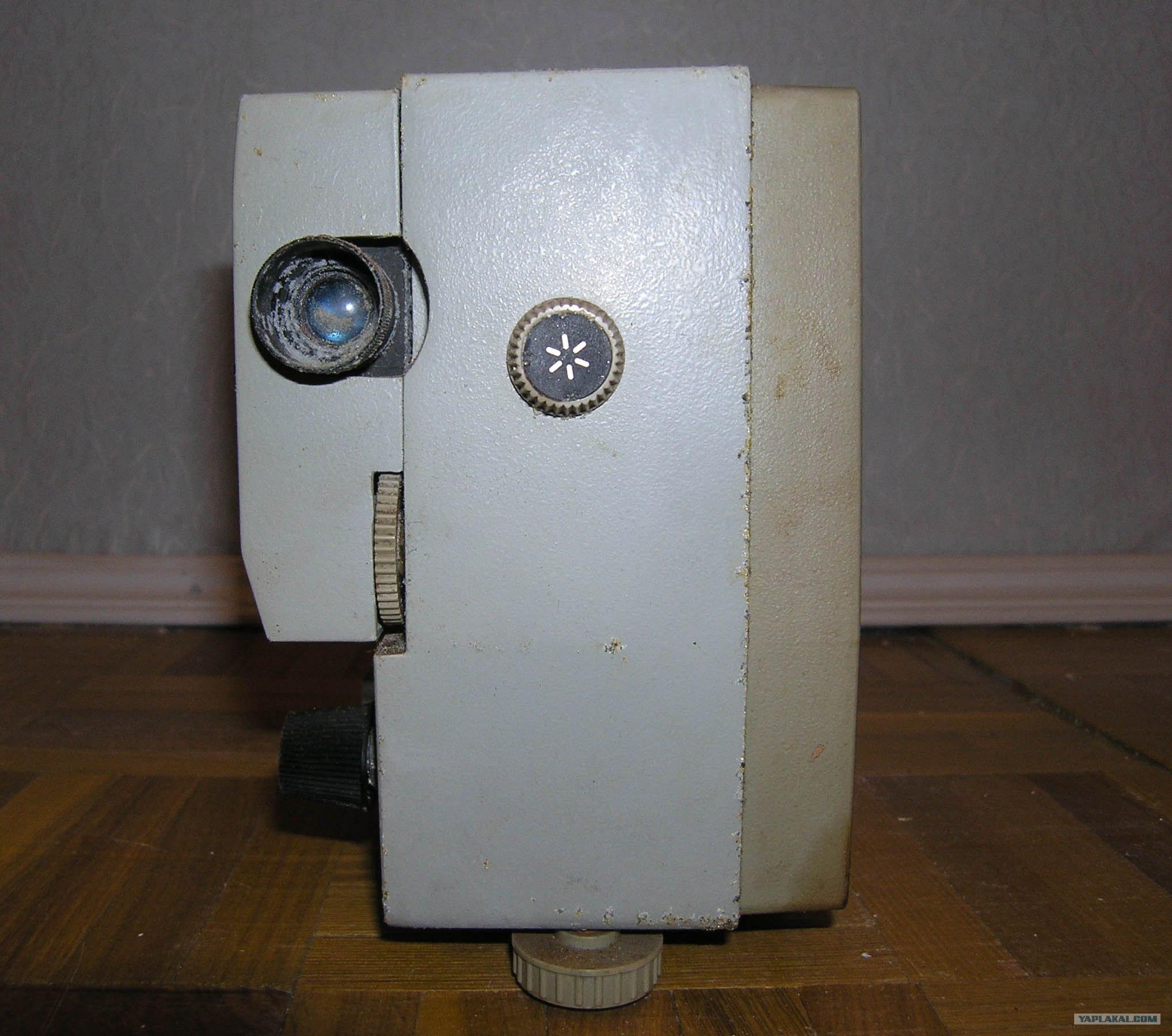 инструкция к кинопроектора русь