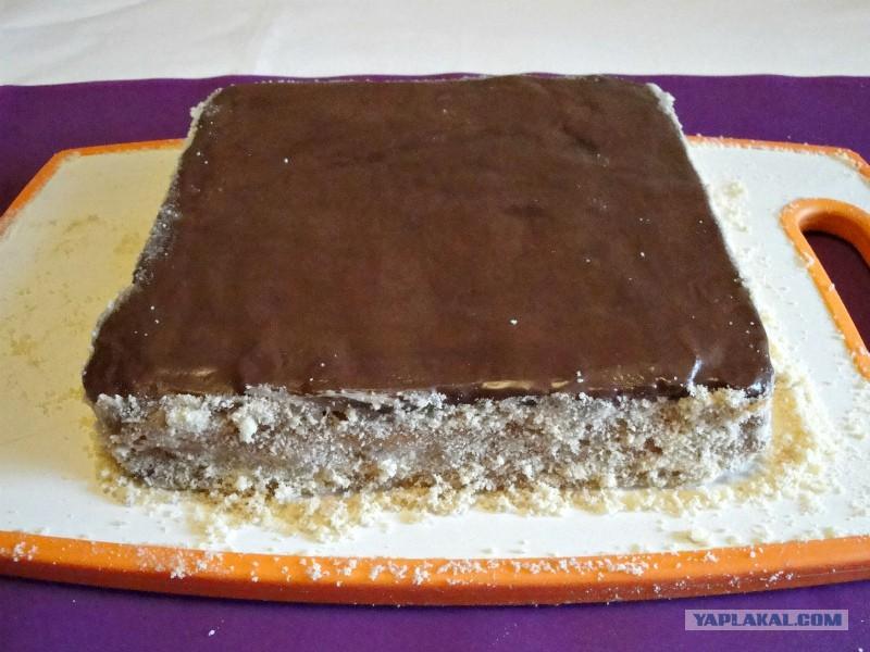 Рецепт торта ленинградский по госту с пошагово в домашних условиях