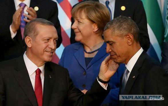 Силовики Турции обесточили и блокируют НАТОвскую авиабазу