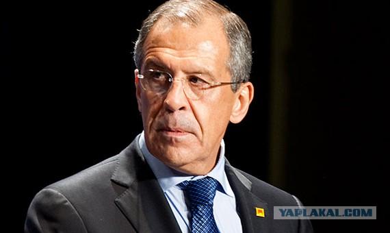 Лавров: Россия не даст захватить Украину