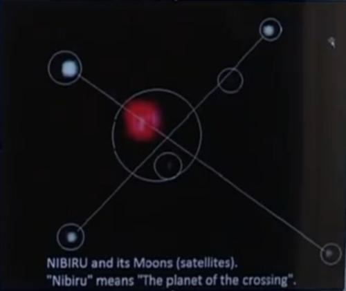 Фото Нибиру от NASA предъявлены публике