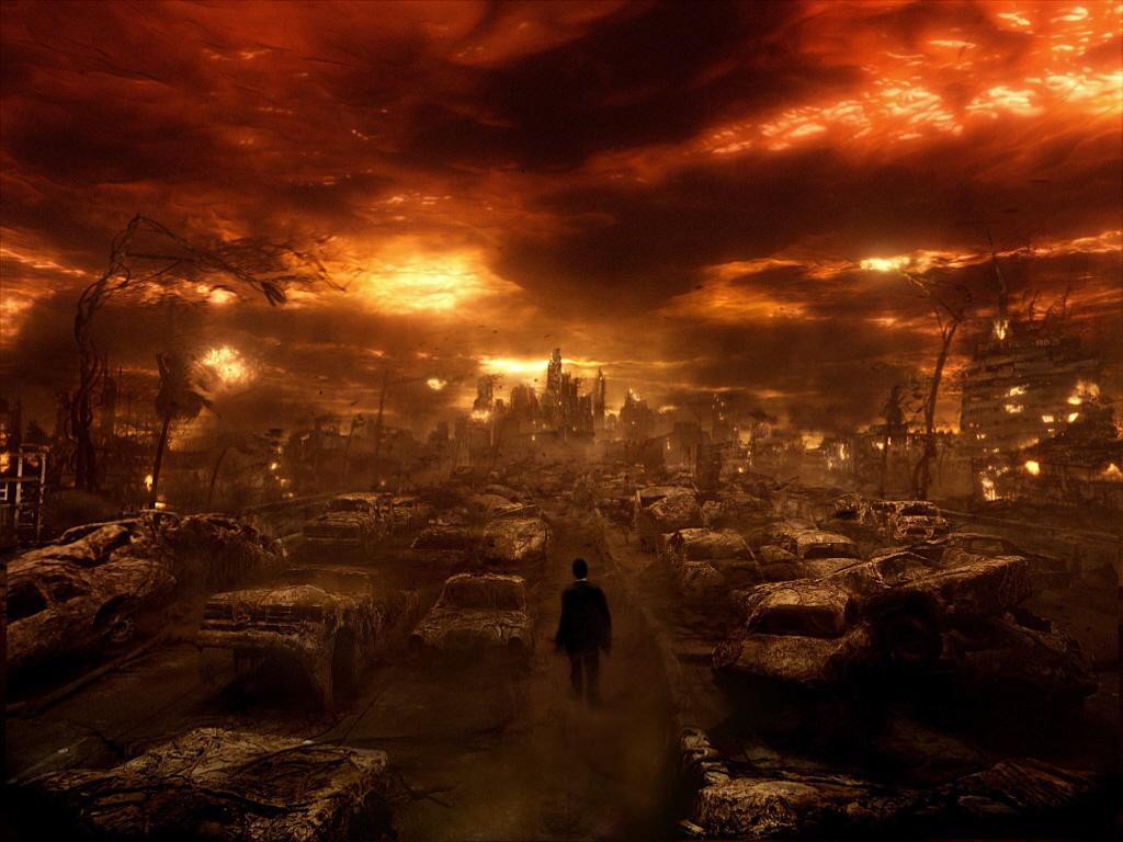 Конец света через 4 месяца
