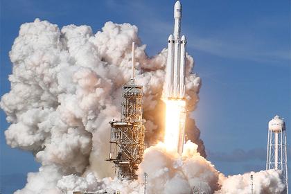 НАСА отказалось от Falcon Heavy