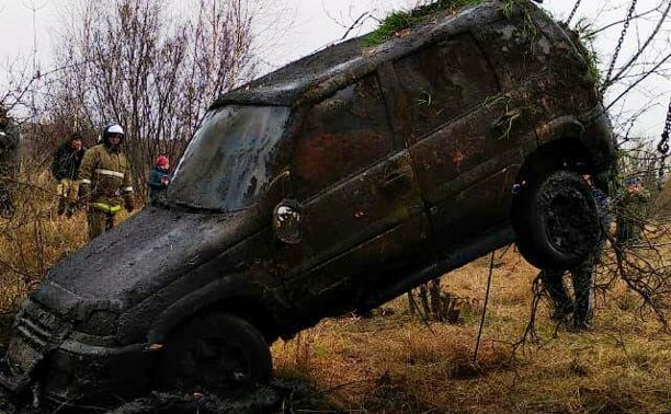 Автомобиль с телами пролежал на дне реки 9 лет