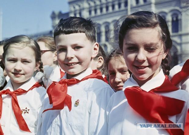 Почему в СССР было другое детство