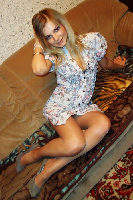 Частные любительские фото русских девушек