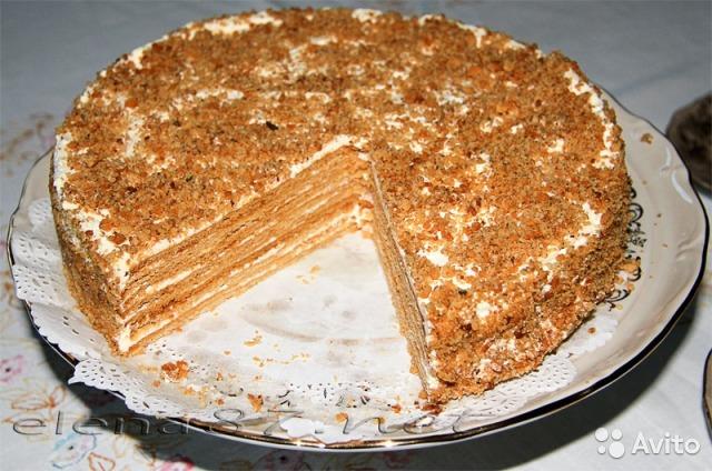 Простые рецепты приготовления тортов в домашних условиях с фото
