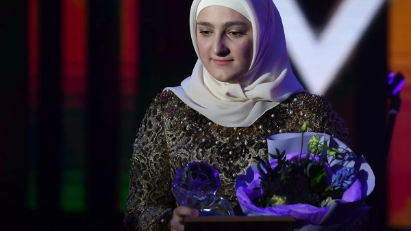 Дочь Рамзана Кадырова назначена первым замминистра культуры Чечни