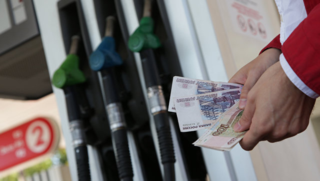 Акцизы на бензин с 1 января 2019 года вырастут в 1,5 раза