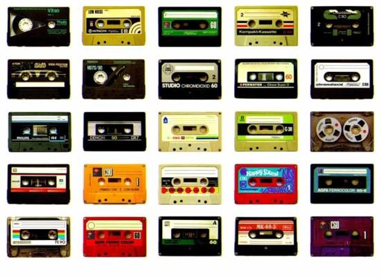 В 2016 году резко выросли продажи аудиокассет