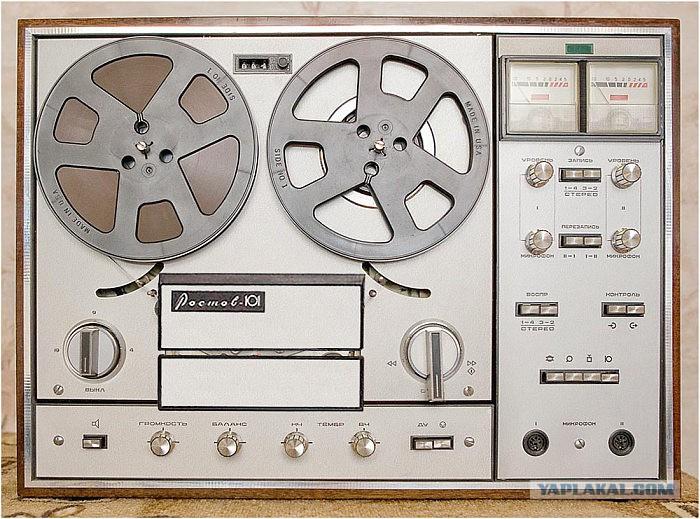 Легенды бытовой электроники