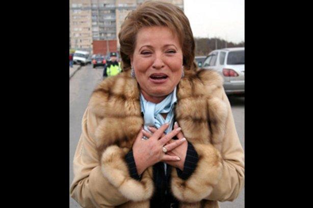 Матвиенко предлагает россиянам сменить Черное море