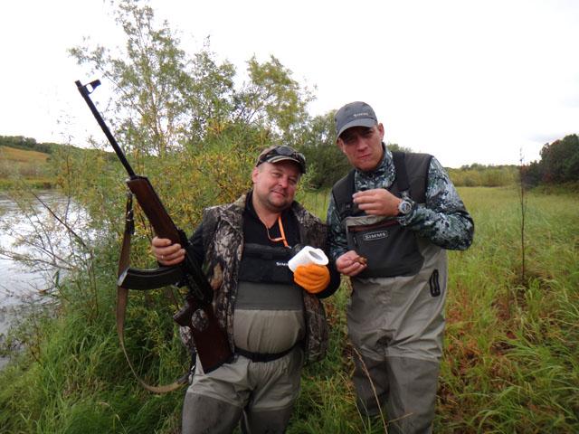 рыбалка на севере в июнь