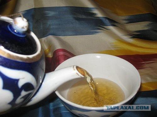 Как поженить чай
