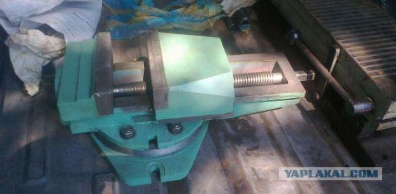 Продам тиски станочные 160 мм