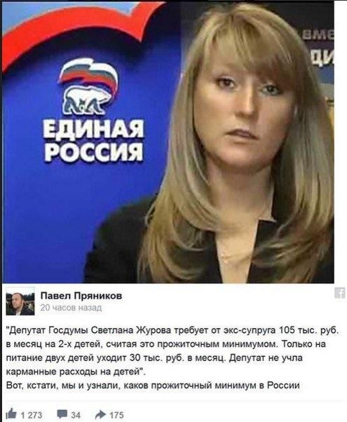 Вот мы и узнали прожиточный минимум в России
