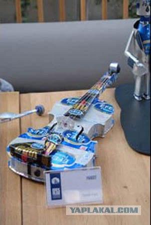 cosas hechas con latas de cerveza