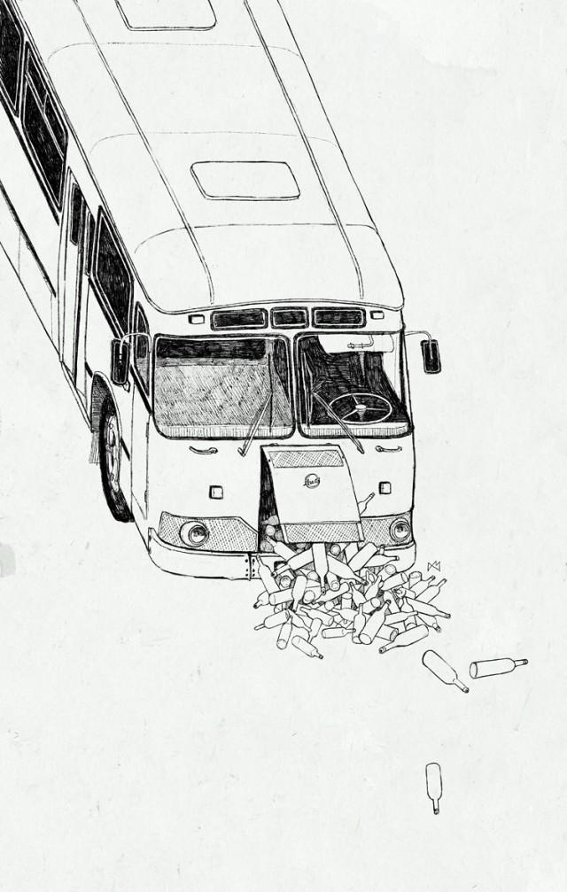 автобус игры лиаз