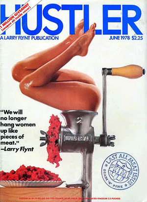 хастлер фото журнал